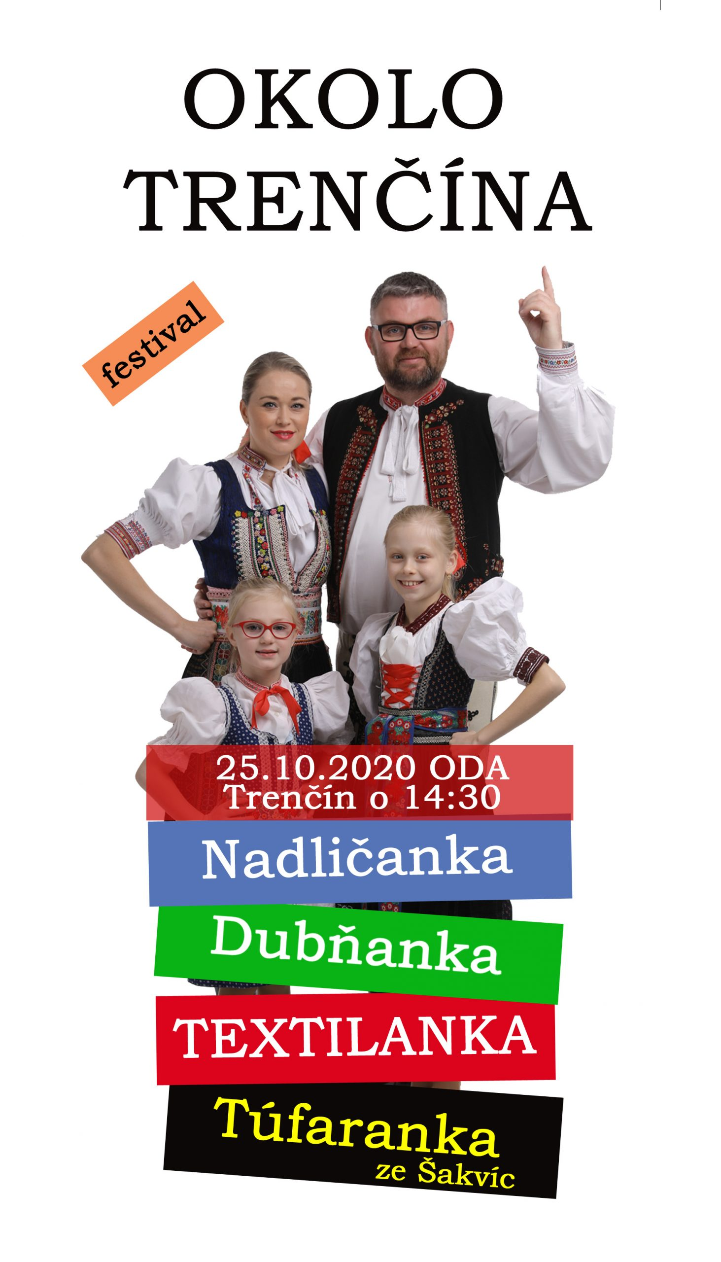 festival Okolo Trenčína